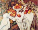 Paul Cezanne. Pommes et oranges (Apples and Oranges)