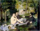 Edouard Manet. Luncheon on the Grass