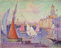 Paul Signac. Port St. Tropez